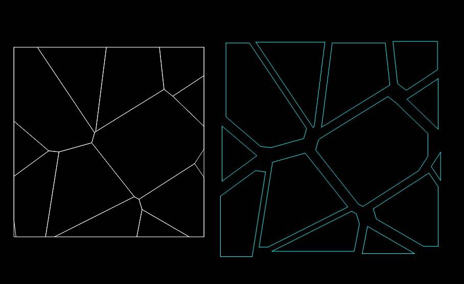 Comment découper une image gravée en gardant la forme du dessin? Vorono11