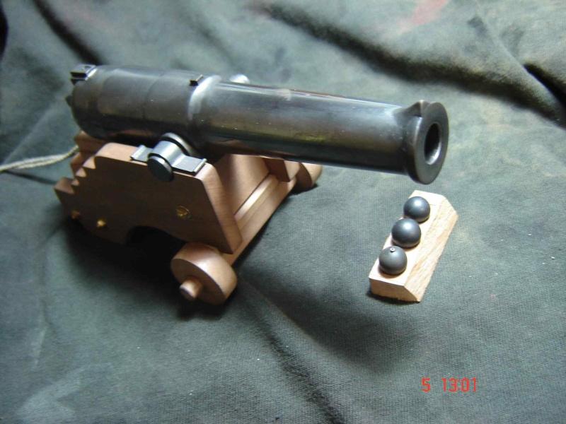 modèle de canon obusier 30 livres neapolitan 1 :18 Csnnon10
