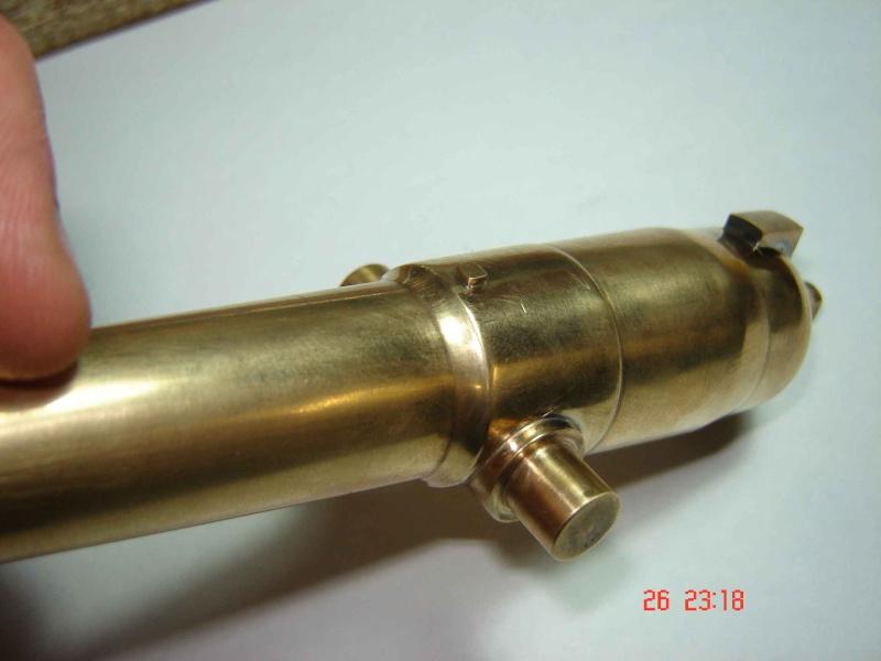 modèle de canon obusier 30 livres neapolitan 1 :18 Obice_16