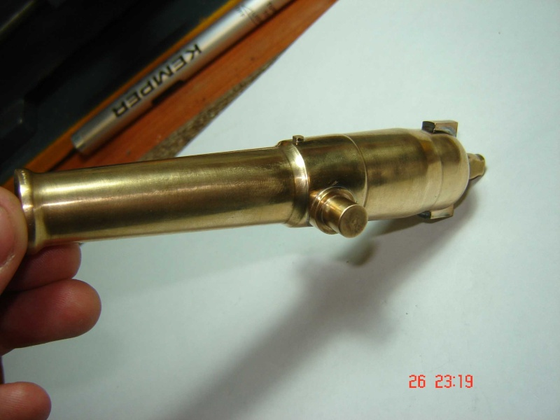 modèle de canon obusier 30 livres neapolitan 1 :18 Obice_18