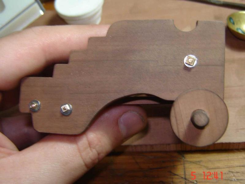modèle de canon obusier 30 livres neapolitan 1 :18 Vista_10