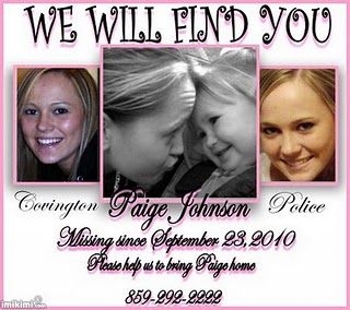 Paige Johnson Missing: Ohio Park Searched for Missing Kentucky Teen/ Blood Found In Car NOT Paige Johnson's/ Mom Plans To Share Photos Of Missing Daughter 71668_10