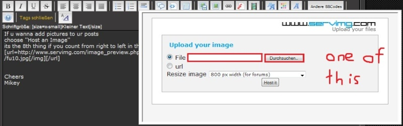 How To Post Pictures Fu1111
