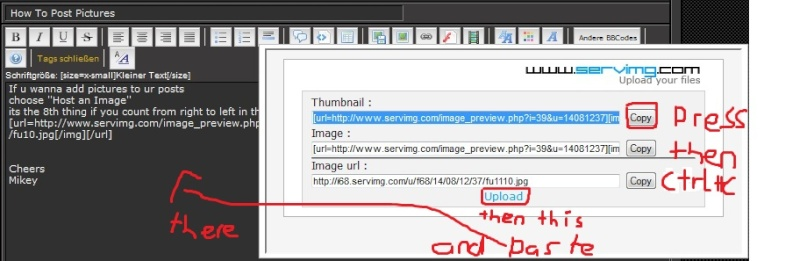 How To Post Pictures Fu1310