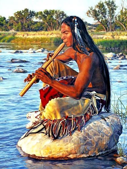 Ici tout sur les Amérindiens bijoux ,histoires ,liens ect...... - Page 4 10155310