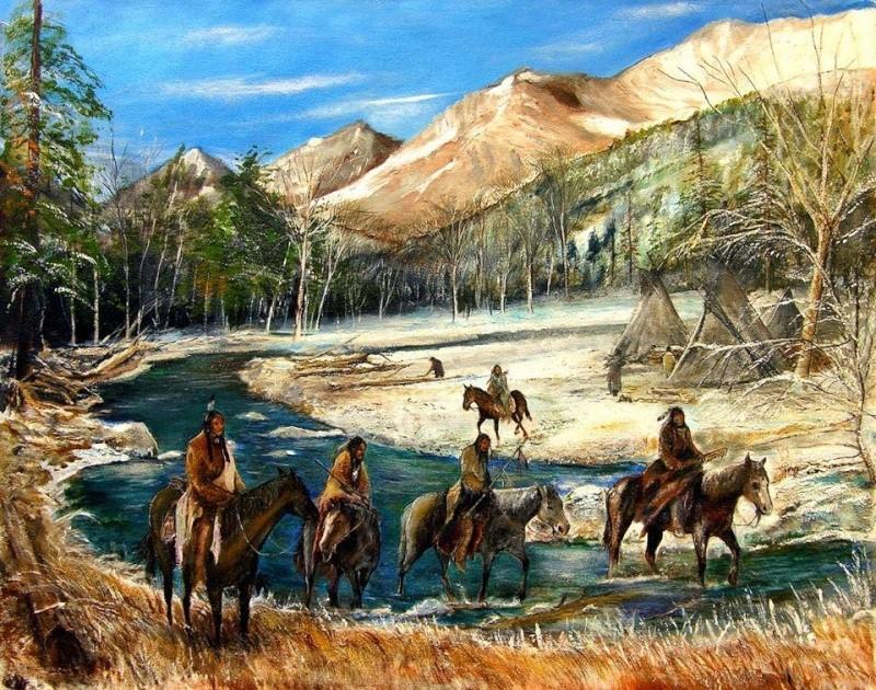 Ici tout sur les Amérindiens bijoux ,histoires ,liens ect...... - Page 5 10407210