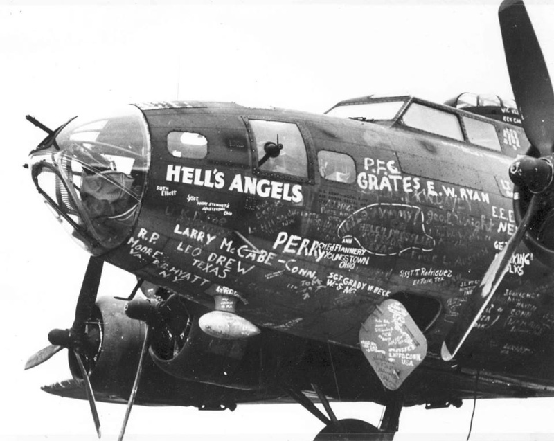 L'ESCADRILLE HELL'S ANGELS AVIATION 15605210