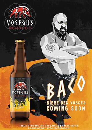 """Bière """"VOSEGUS"""" Ac845610"""