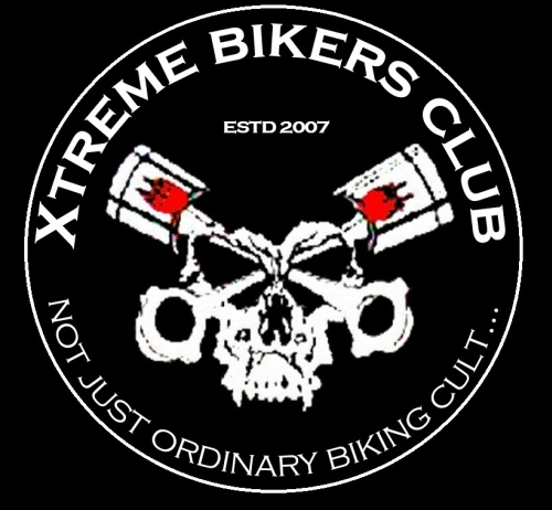 Couleurs des differents clubs de bikers Xtreme10