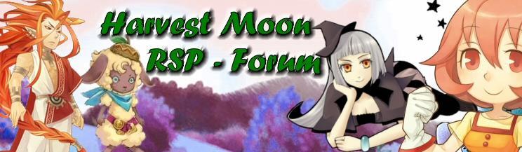 Harvest Moon RSP