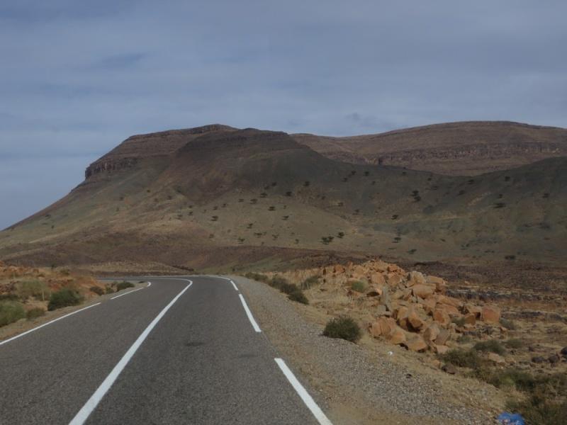 [Carburant, Routes, Police] Route RISSANI TINERHIR par ALNIF Maroc_23