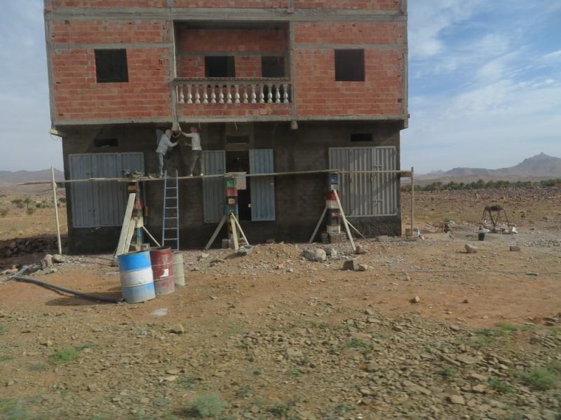 [Carburant, Routes, Police] Route RISSANI TINERHIR par ALNIF Maroc_24