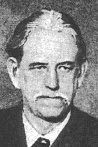 S.L. MacGregor Mathers Occultist (1854-1918) Founder of the Hermetic Order of the Golden Dawn  12540510