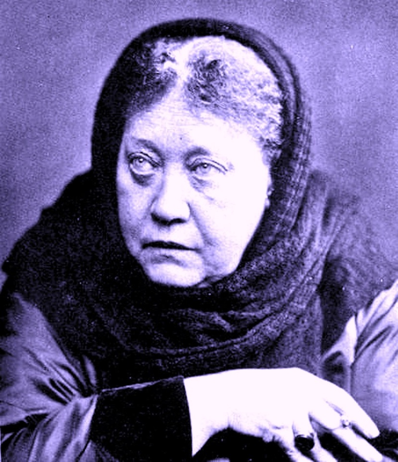 Helena P. Blavastsky Blavas11