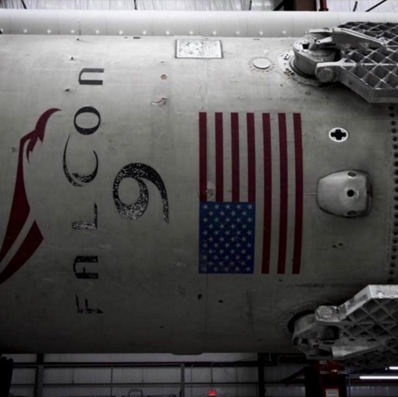 SpaceX - [SpaceX] Actualités et développements de la Falcon 9 et du moteur Merlin - Page 10 F910