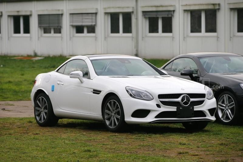 2015 - [Mercedes] SLC (ex-SLK) [R172] - Page 3 0011