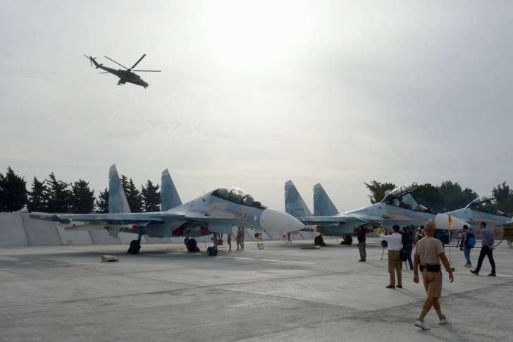La Russie installe une deuxième base militaire en Syrie  Aaaaaa10