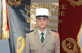 La Légion étrangère en deuil : hommage à nos légionnaires Halili10