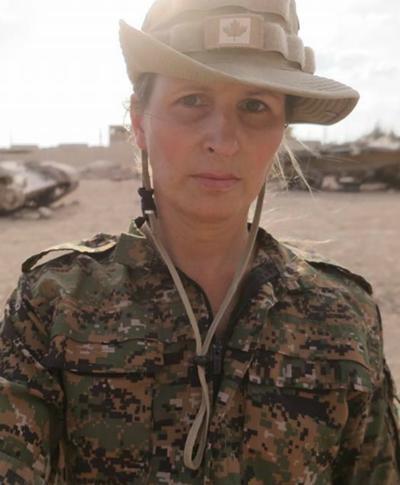Hanna Böhman, la Canadienne partie combattre Daech Hanna-10
