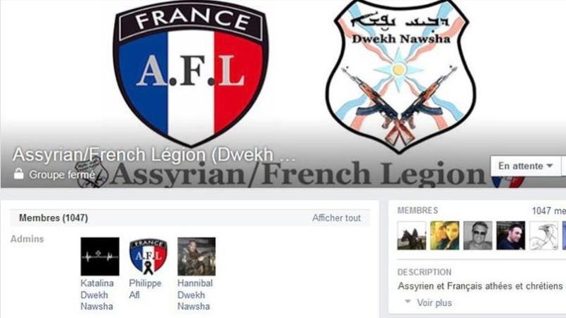 """""""Martin"""", 60 ans, ancien sous-officier dans l'armée française, est parti combattre l'État islamique Xvm2df10"""