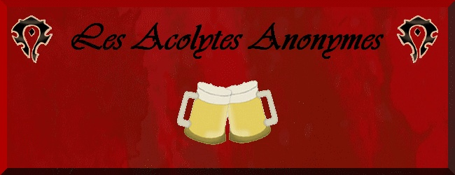 Les Acolytes Anonymes