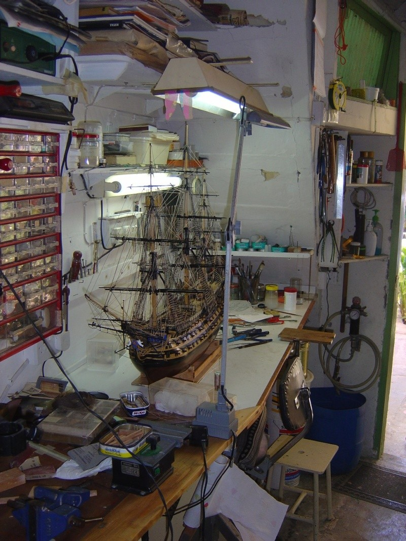 What does your workshop look like? Pictu152