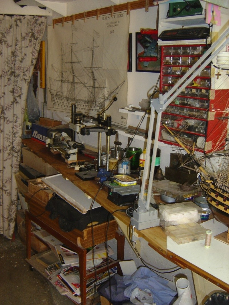 What does your workshop look like? Pictu153