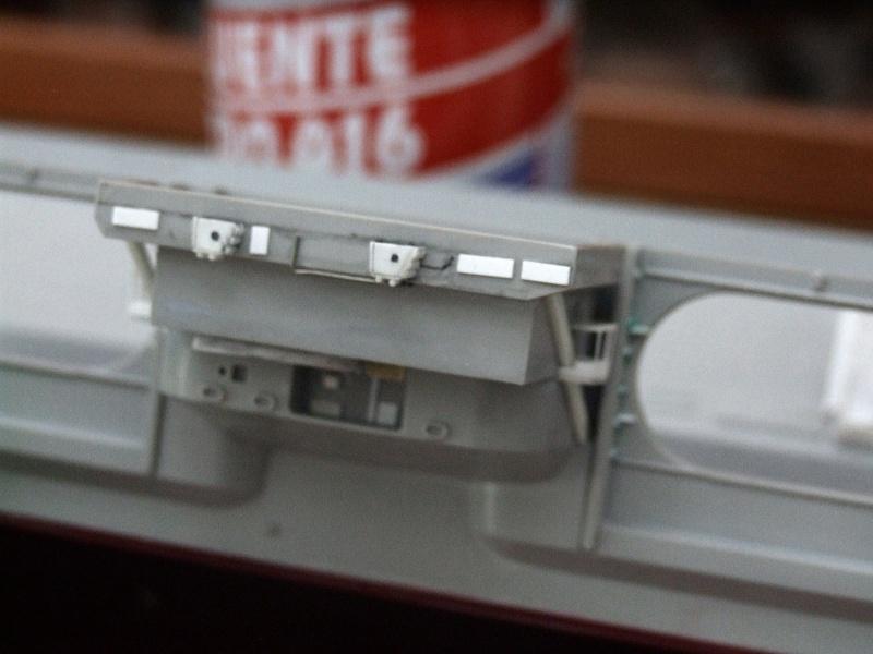 My new project..USS Nimitz CVN 68 1976  - Page 4 Dscf7914