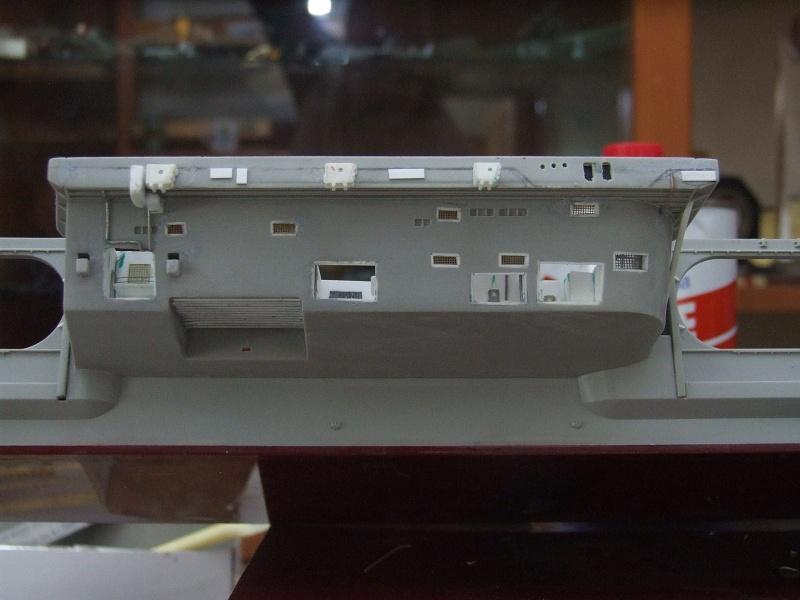 My new project..USS Nimitz CVN 68 1976  - Page 4 Dscf7915