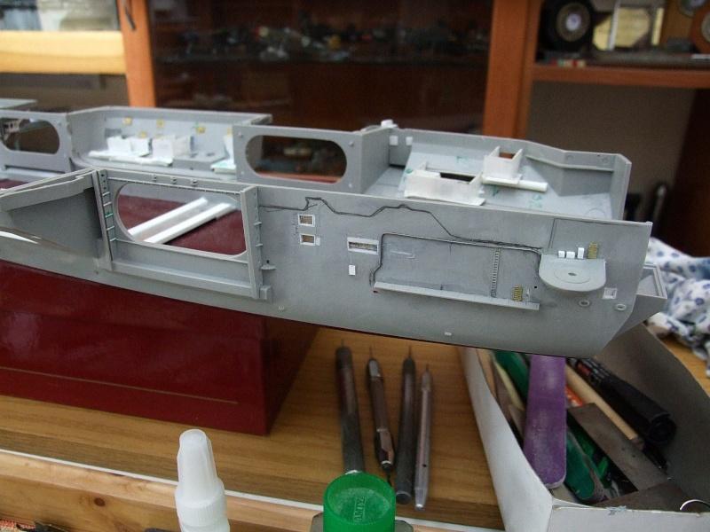 My new project..USS Nimitz CVN 68 1976  - Page 4 Dscf7918