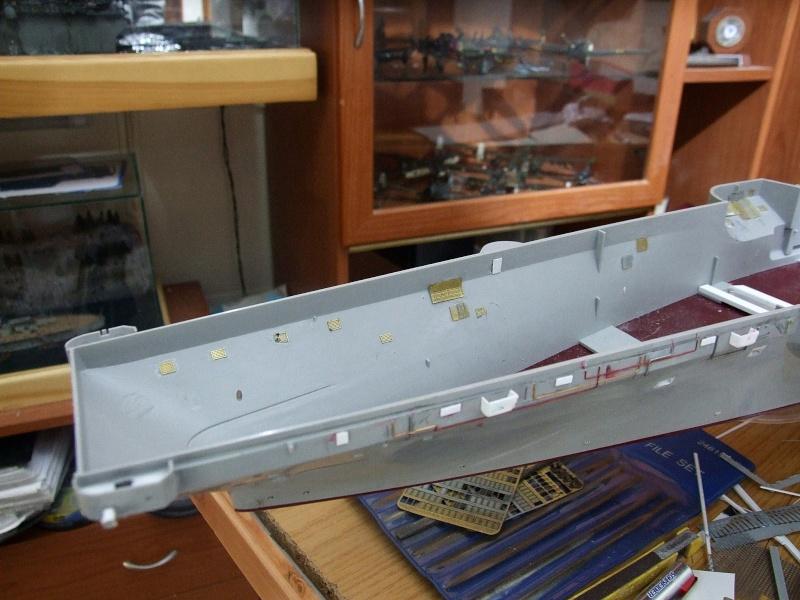 My new project..USS Nimitz CVN 68 1976  - Page 4 Dscf7919