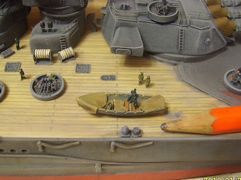 Step by Step building the IJN Yamato - Page 3 Sv200017