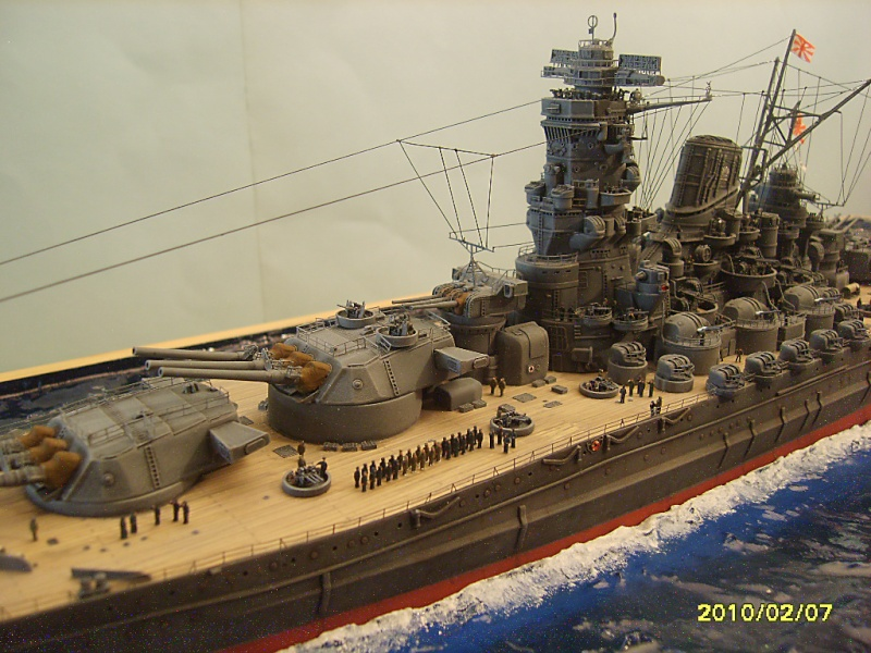 Step by Step building the IJN Yamato - Page 4 Sv200019