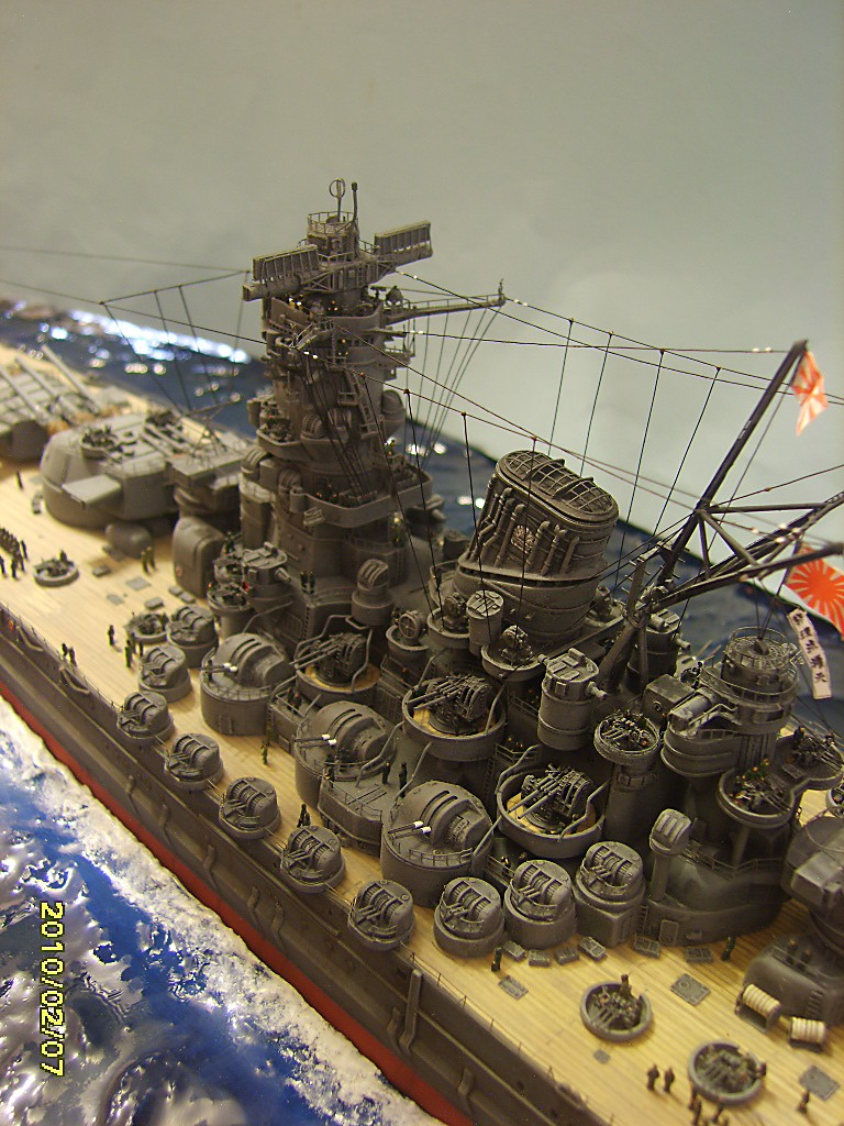 Step by Step building the IJN Yamato - Page 4 Sv200020