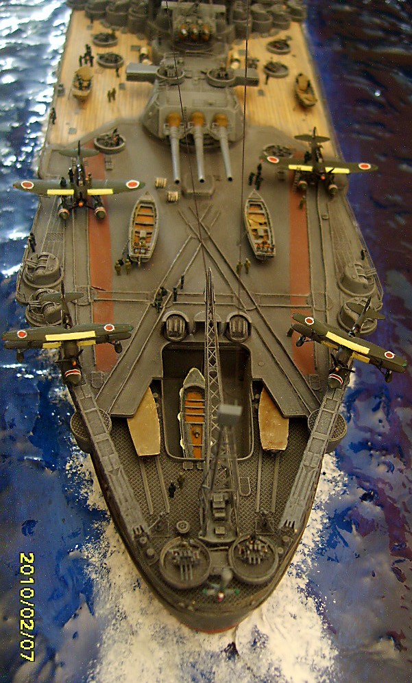 Step by Step building the IJN Yamato - Page 4 Sv200021