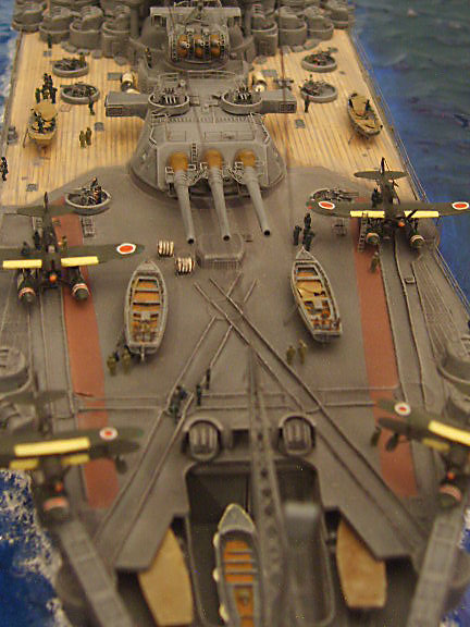 Step by Step building the IJN Yamato - Page 4 Sv200022