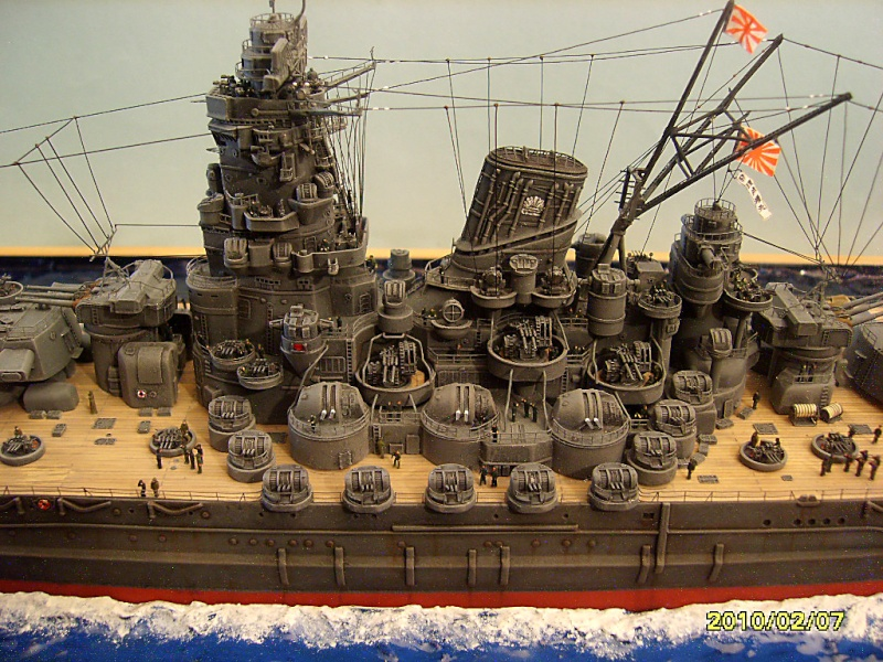 Step by Step building the IJN Yamato - Page 4 Sv200023
