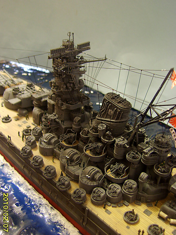 Step by Step building the IJN Yamato - Page 4 Sv200024