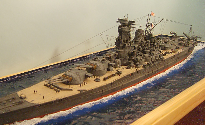 Step by Step building the IJN Yamato - Page 4 Sv200026