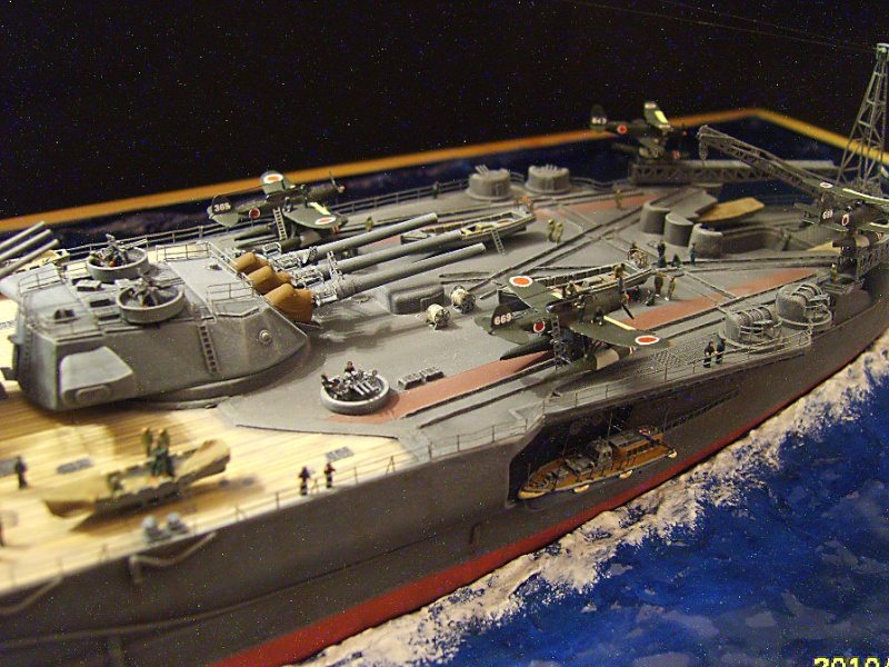 Step by Step building the IJN Yamato - Page 4 Sv200027