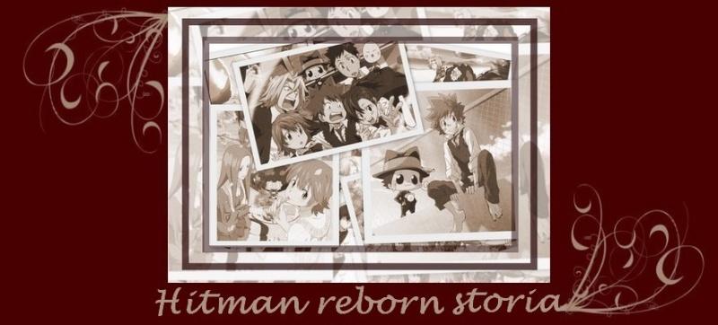 Hitman Reborn Storia V3