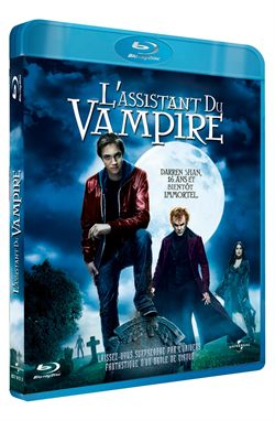 L'assistant du vampire Blu ray 50505810