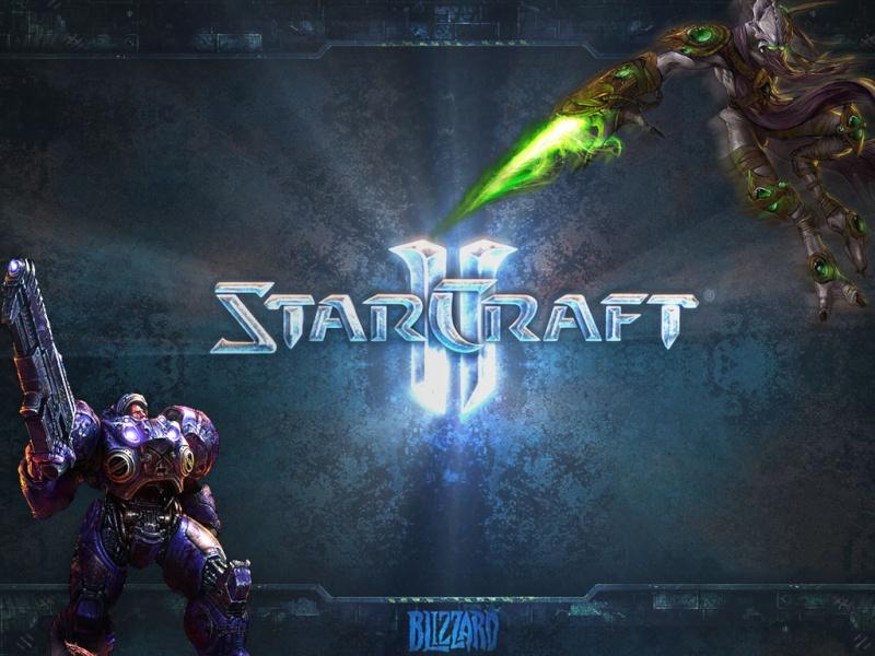 StarCraft 2 Beta a fin de Mes Tweake10