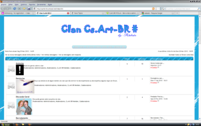 Clan Cs.Art-BR # - Portal Print10
