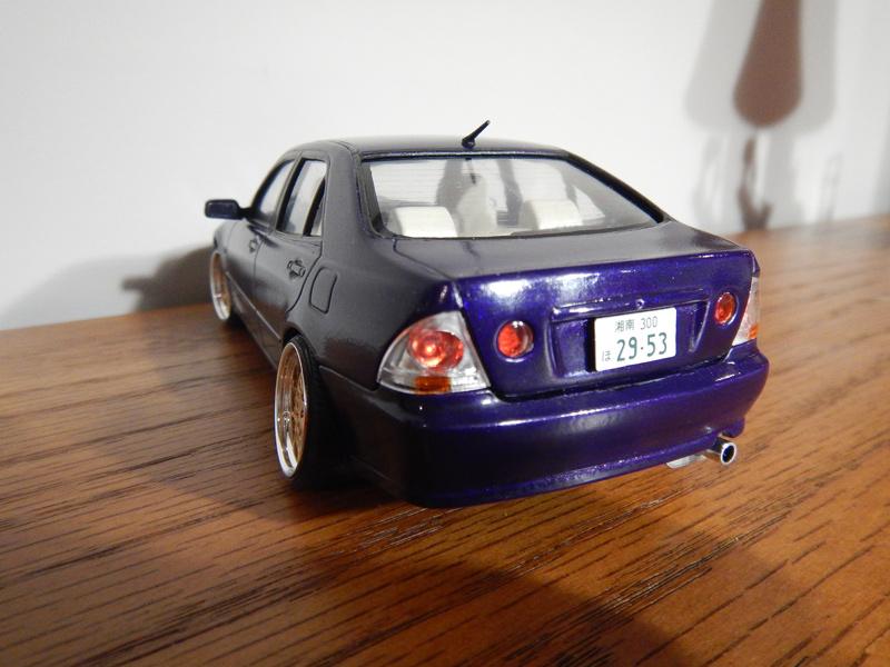Fujimi Lexus Altezza RS200 Dscn1213