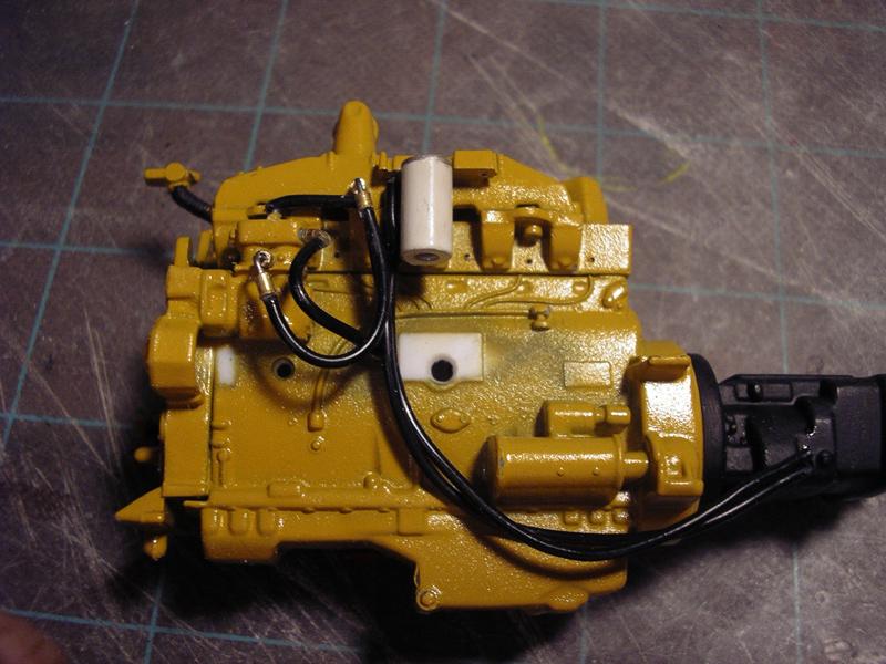 Peterbilt model 359 Custom Imgp0041