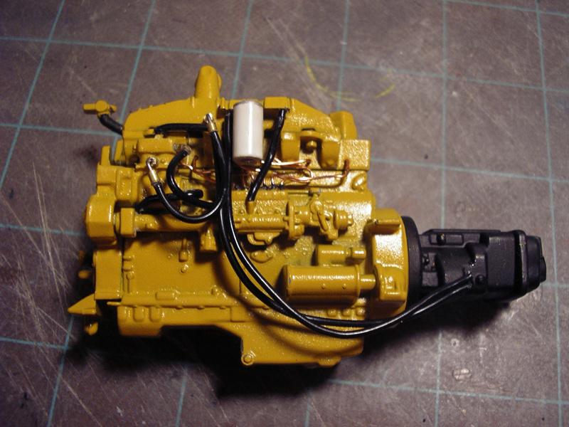 Peterbilt model 359 Custom Imgp0051