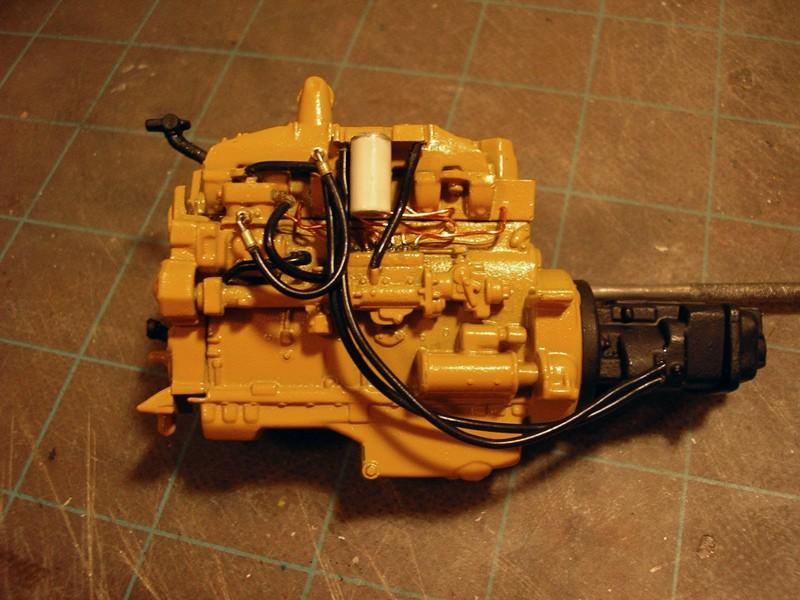 Peterbilt model 359 Custom Imgp0055