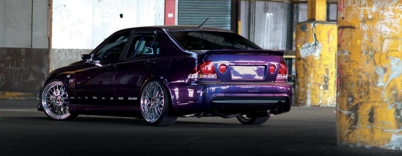 Fujimi Lexus Altezza RS200 Lexus-10