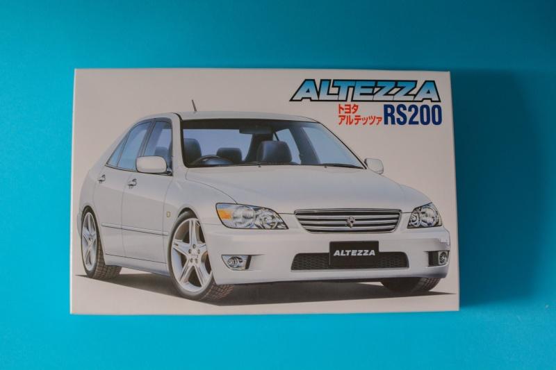 Fujimi Lexus Altezza RS200 Maxres10